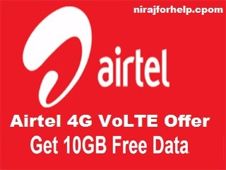 How to Enable 4g VoLTE on Airtel