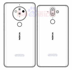 Nokia 10 Edge 2018