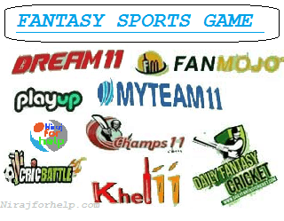 BEST FANTASY CRICKET GAME TO WIN REAL MONEY FREE : TOP 5