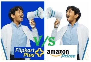 Flipkart Plus v/s Amazon Prime : Membership Compression