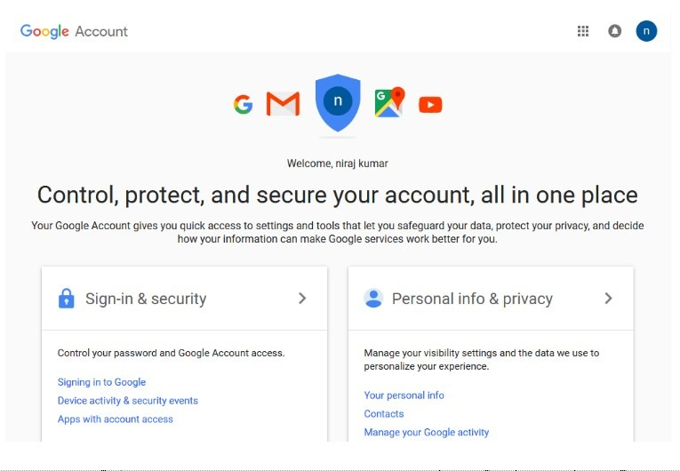 Google account kaise banaya