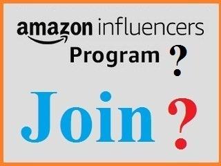 Amazon Influencer Program kya hai, Join kaise kare