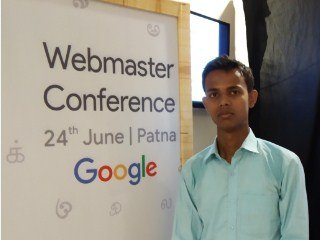 [यात्रा] Webmaster Conference Patna 2019