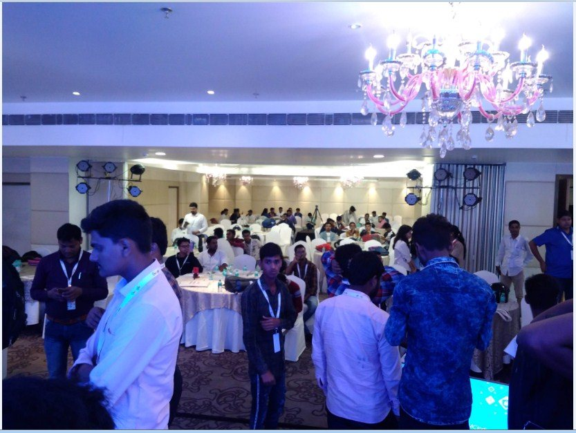1 यात्रा Webmaster Conference Patna 2019