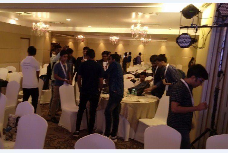 Webmaster Conference Patna 2019 Hotel Lemon Tree Inside Look 1