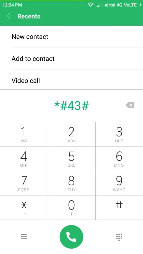 How to activate call waiting