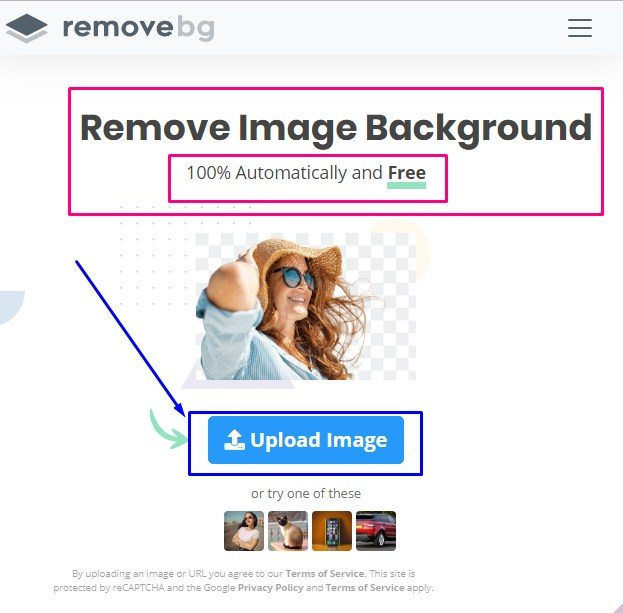 Remove Image Background 100% Automatically and Free. By Niraj For Help