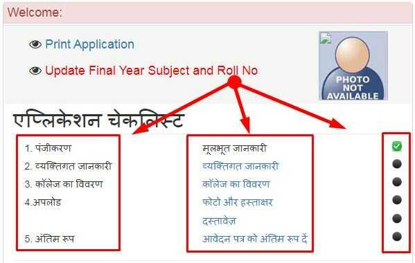 Mukhyamantri Balika Snatak Protsahan Yojana Bihar Login & Apply