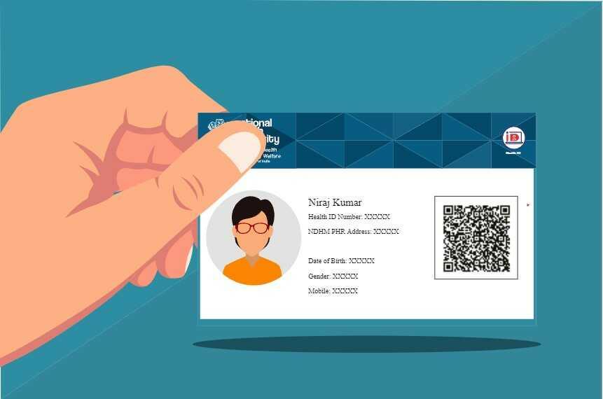 Digital Health ID Card Explained by Nirajforhelp.com